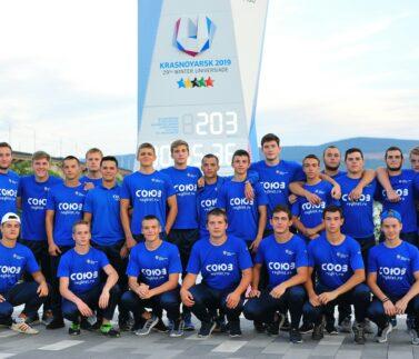 Сборная команда Союз-регбист